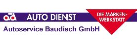 Logo von Autoservice Baudisch GmbH